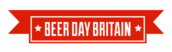 Beer Day Britain banner RED